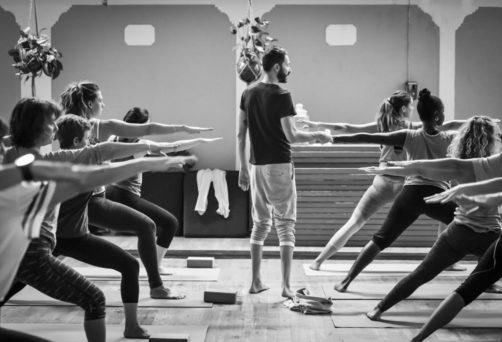 L'atelier yoga