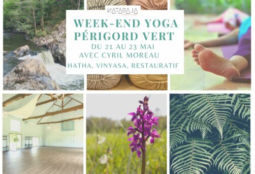 Weekend Yoga au Vert – Périgord